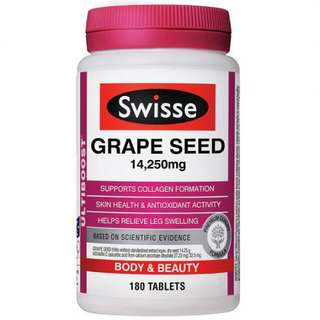Swisse Grape seed Tablet