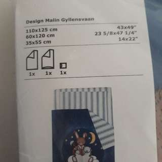 IKEA Sovdags baby bedsheet REDUCED PRICE