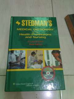 STEDMAN'S Medical Dictionary for the Health Professions and Nursing (6th Edition)
