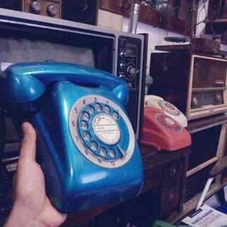 Telepon Jadul Vintage