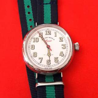 VINTAGES WEST END MILITARY WATCH