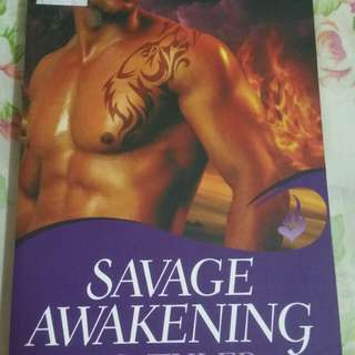 Savage Awakening by J. D. Tyler