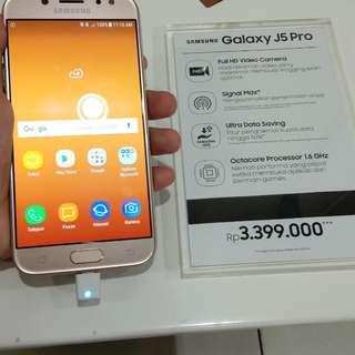 Samsung J5 pro promo free admin dengan tenor 9 bulan