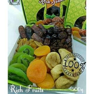 RICH FRUITS Berat : 500gram