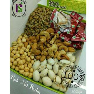 RICH NUT BARLEY Berat : 500gram