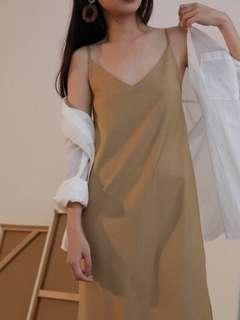 Studiodoe 洋裝 (含運) nude dobe shin