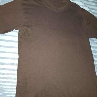 Authentic Uniqlo Shirt (Black)