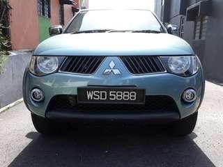 Mitsubishi Triton 2009 (m) 4x4