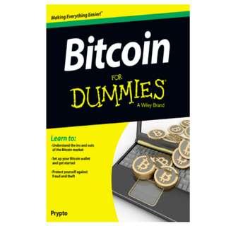 Bitcoin For Dummies® (EPUB / PDF)