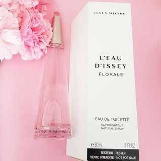 🆕 Issey Miyake L'eau D'Issey Florale Eau de Toilette Tester 90ml