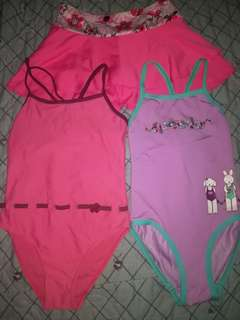Kids swimsuits sets