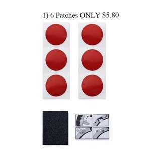 Weldtite Self Seal Patch ONLY @ $5.80