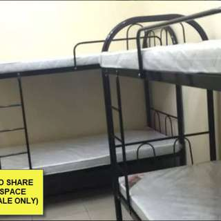 Bedspace for Male in Ortigas Center