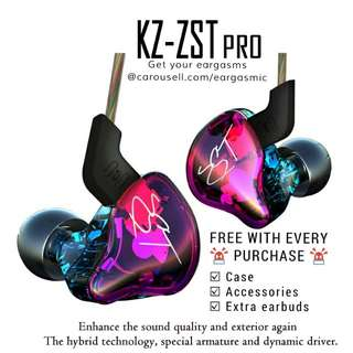 Kz Zst (FREEBIES!)