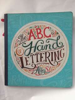 Abbey Sy's The ABC's of Hand Lettering