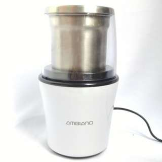 Electric Coffee/Spice Grinder (Ambiano)