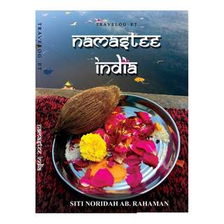 #SALE Travelog ET: Namastee India