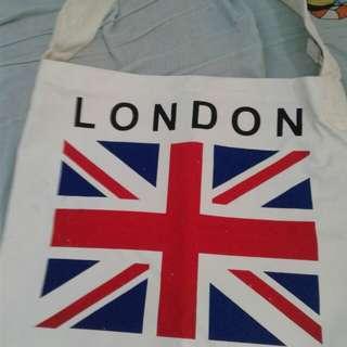 Tas kanvas London