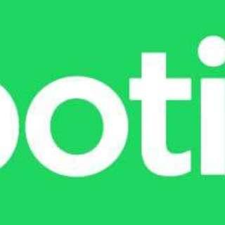 Spotify 8months