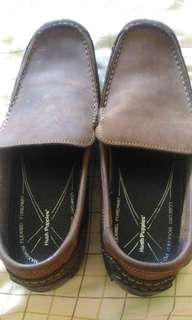 Size 12 Hush Puppies Loafers