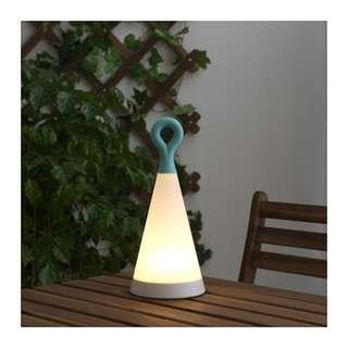[IKEA] SOLVINDEN LED solar-powered table lamp
