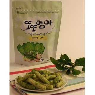 Korean Baby Snack DDO DDO MAMMA Patissier