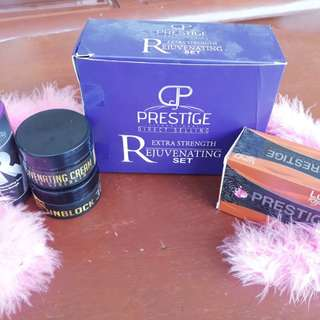 Prestige Rejuvenating Set (KOJIC)