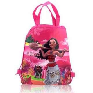 MOANA PARTY DRAWSTRING LOOT BAG GIVEAWAYS