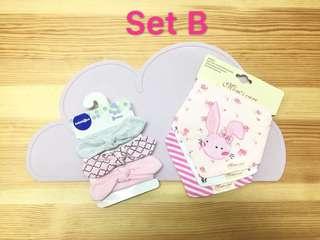 Baby girl bundle gift set
