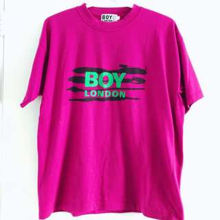 Vintage Boy London Graphic Tee