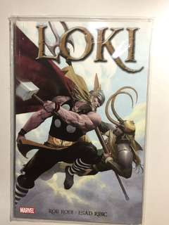 Marvel, Loki, NM, TPB