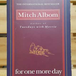For One More Day- Mitch Albon
