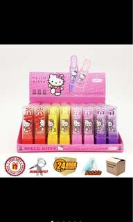 Colorful Lipstick eraser frozen/ mickey/ hello kitty