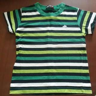 Smart Casual T-shirt 3 Year Old Boy Apparel Like Lacoste