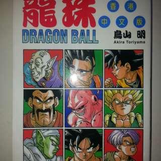 文化傳信 中文版 Dragon Ball 龍珠漫畫 鳥山明 41