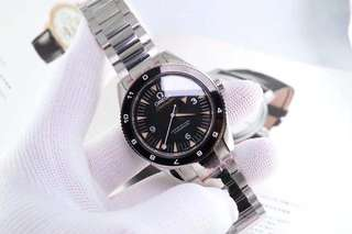 Omega Seamaster 300 ETA 8400 Swiss Engine