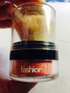 Fashion21 Mineral Based Powder
