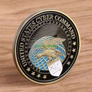 Huge USA task force commemorative coin US army US Air force