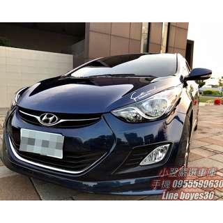 《2013 Hyundai Elantra 1.8 GLS旗艦型》