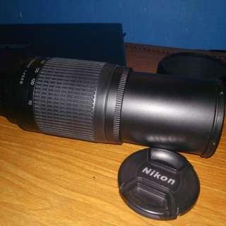 Nikon AF NIKKOR 70-300mm