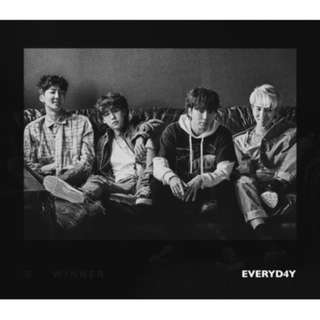 [PREORDER] WINNER 2nd Album - EVERYD4Y