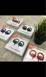BEATS POWER 3 WIRELESS EARPHONE