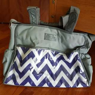 To Bless: Diaper Bag