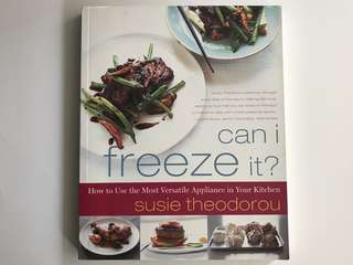 Cook Book - Can I freeze It?