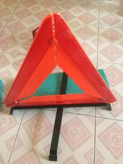 Produa Warning triangle for safety (car brakedown)
