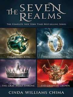 The Seven Realms Series; Young Adult / YA