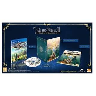 PS4 NI NO KUNI II REVENANT KINGDOM PRINCE EDITION