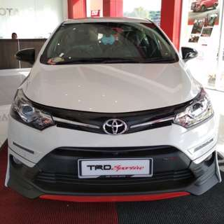 New Toyota Vios 2018!!!