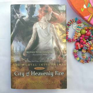CITY OF HEAVENLY FIRE-MORTAL INSTRUMENTS SERIES (ENGLISH) (HARDBACK)