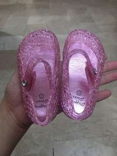 Mary Jane Jelly Sandal